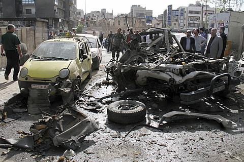 Explosions Rock Two Syrian Cities, Several Killed