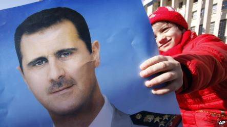 Assad: Army Engaged in Fight for Syria's Fate