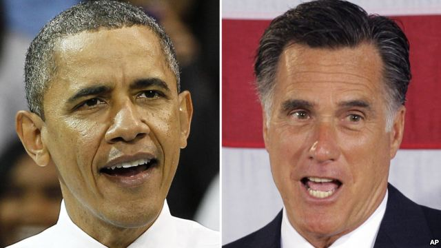 Obama, Romney Head to Key States on Election Eve